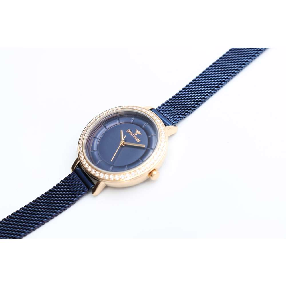 Creative Women''s Blue Watch - Mesh Band S25178L-5