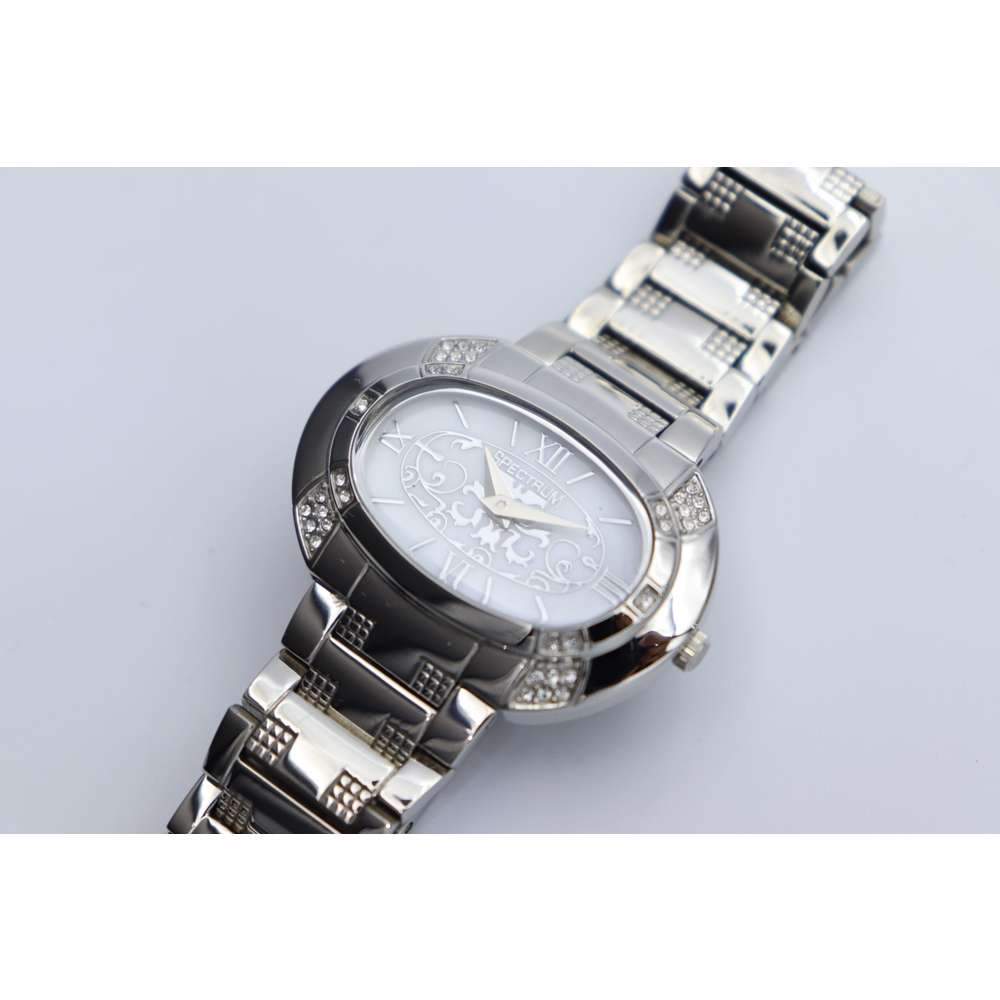 Creative Women''s Silver Watch - Stainless Steel S27001L-4