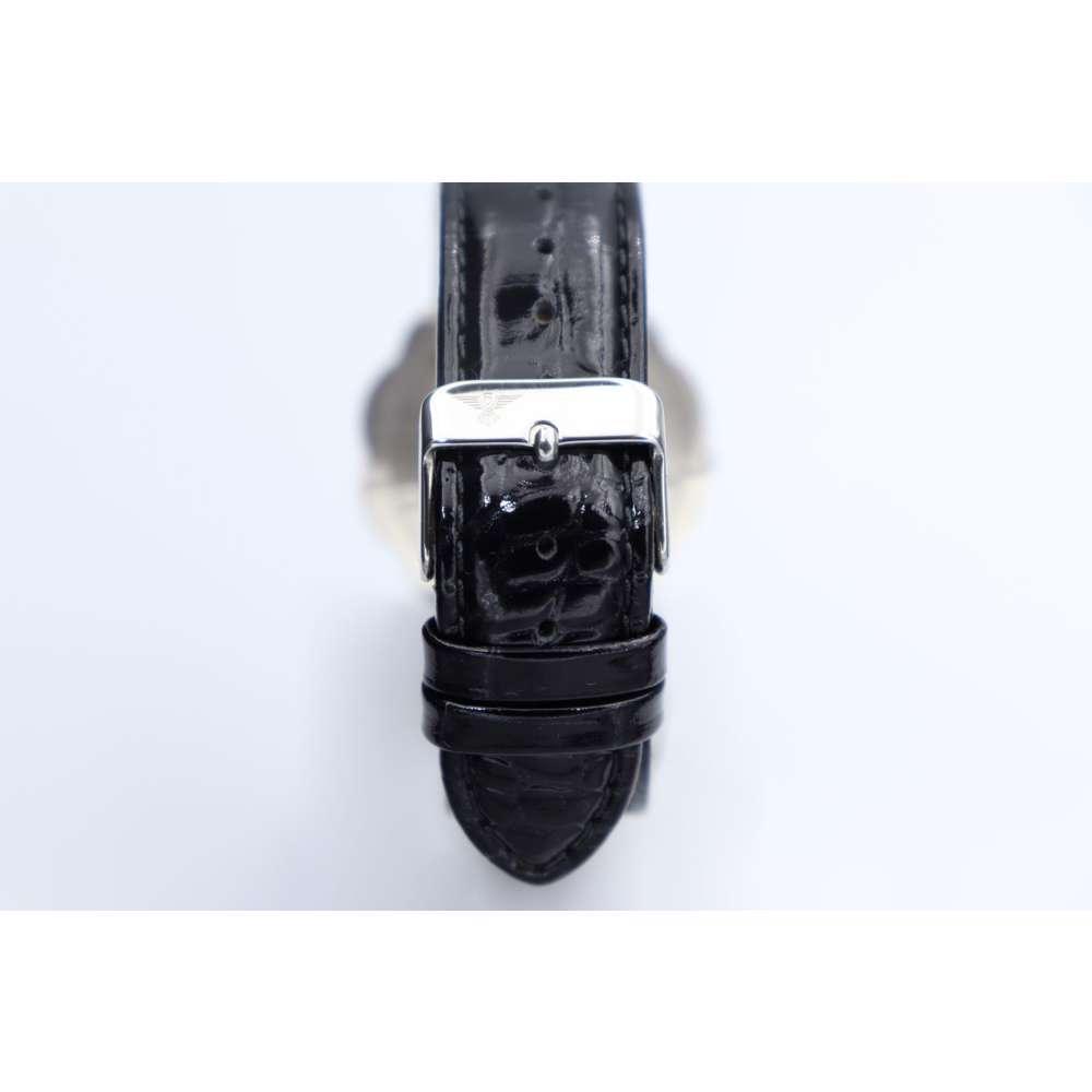 Creative Women''s Black Watch - Leather S27014l-4