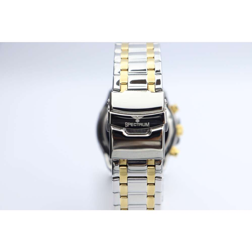 Explorer Men''s Two Tone Watch - Stainless Steel S82440M-2