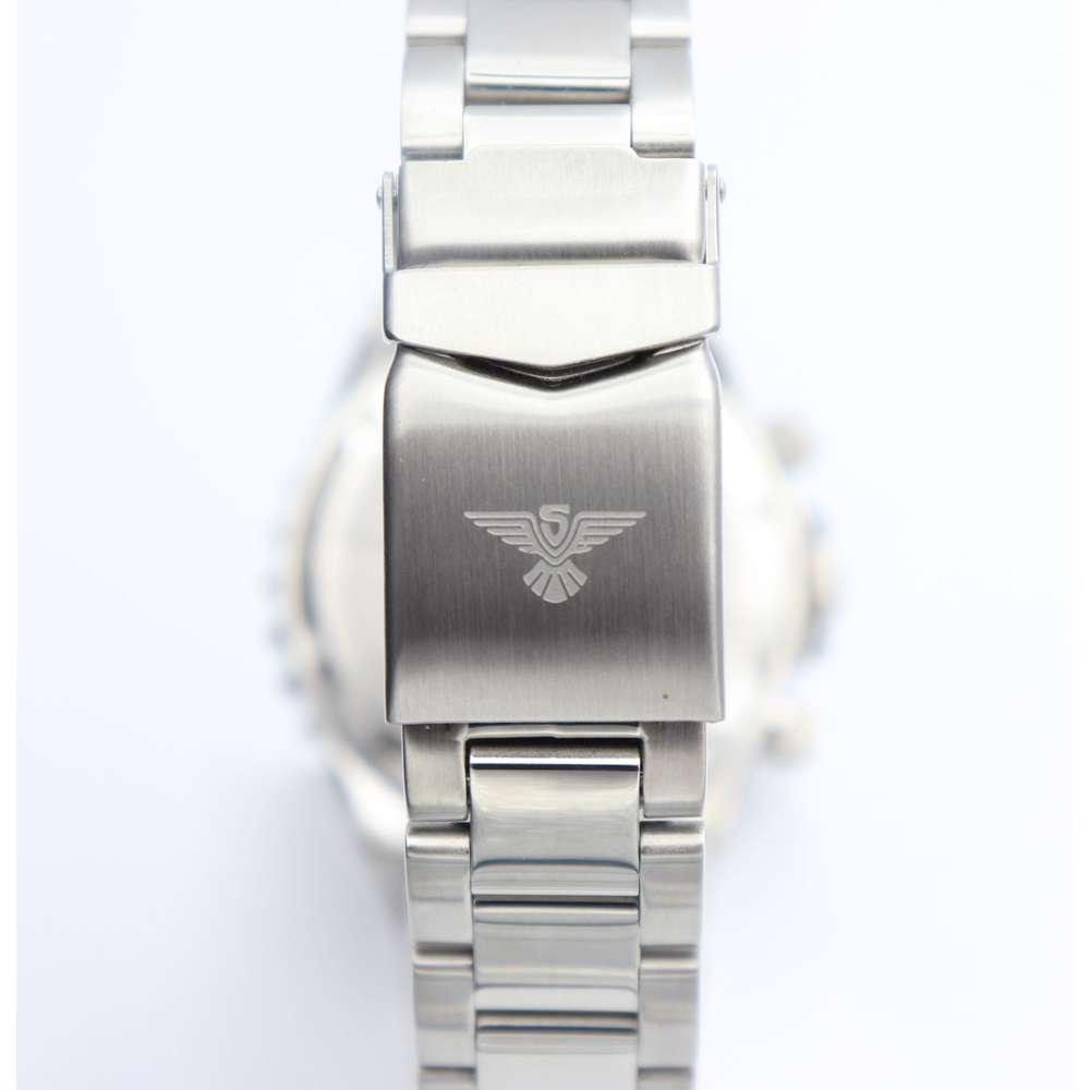 Explorer Men''s Silver Watch - Stainless Steel S92988M-2