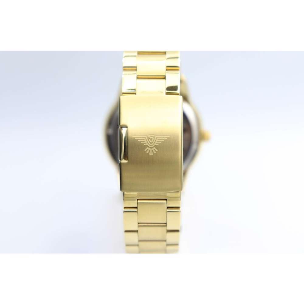 Challenger Men''s Gold Watch - Stainless Steel SP93146M-1