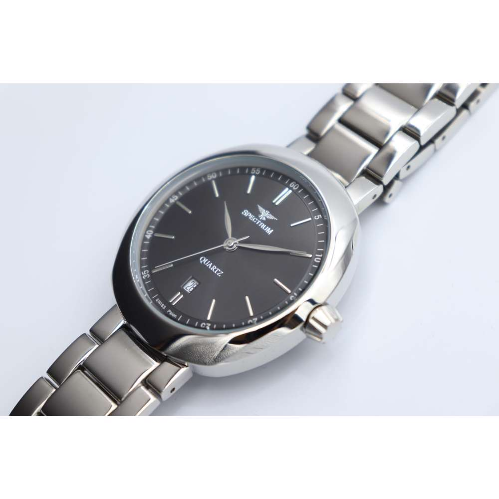 Challenger Men''s Silver Watch - Stainless Steel SP93277M-4