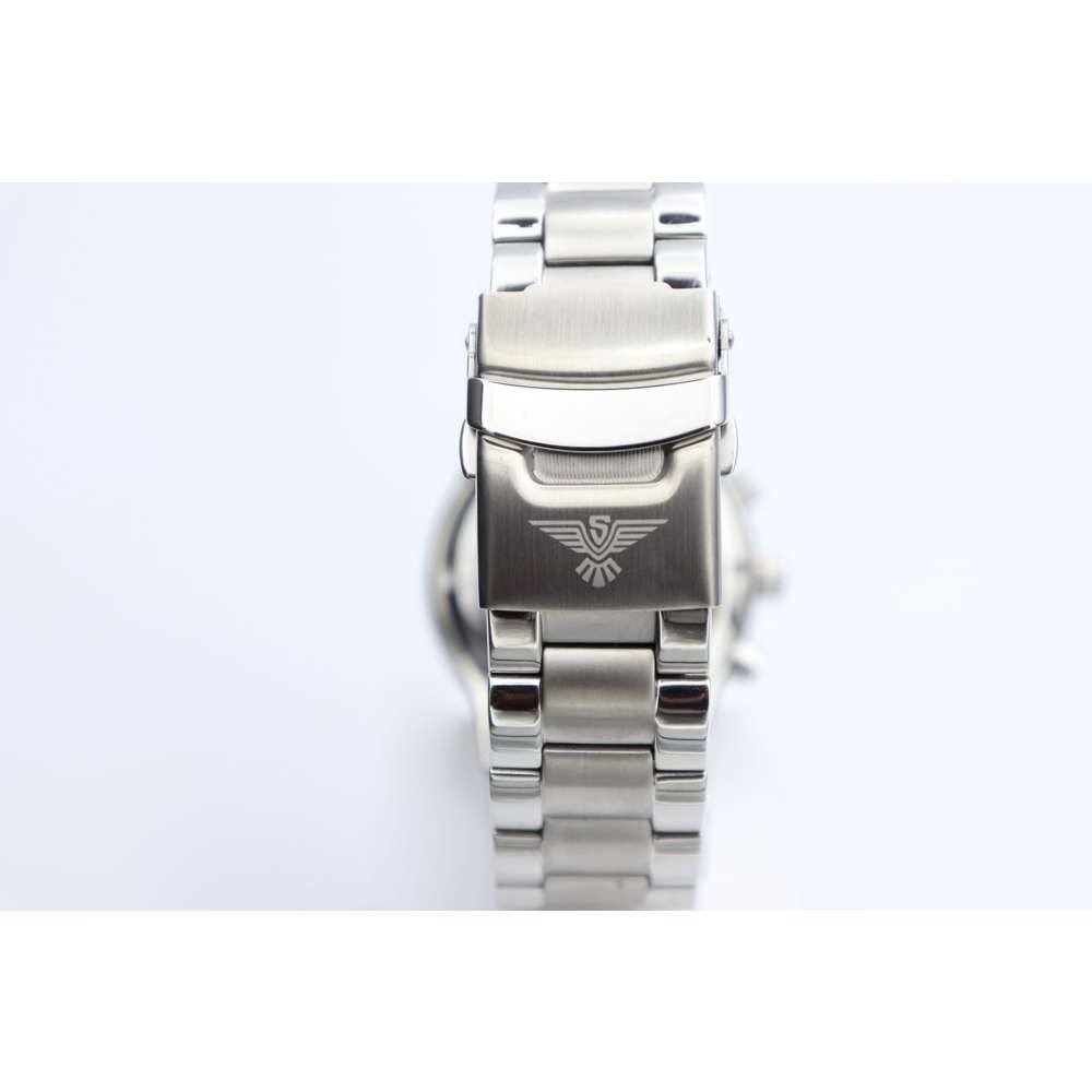 Explorer Men''s Silver Watch - Stainless Steel SP93334L-1