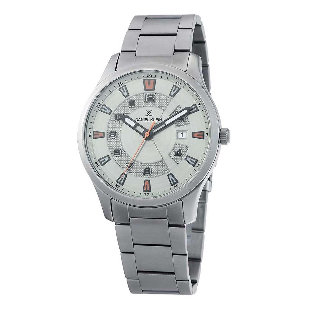 Stainless Steel Mens''s Grey Watch - DK.1.12265-5