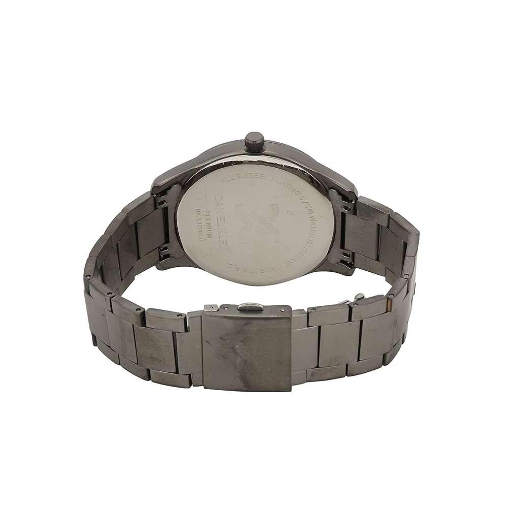 Stainless Steel Mens''s Grey Watch - DK.1.12265-6
