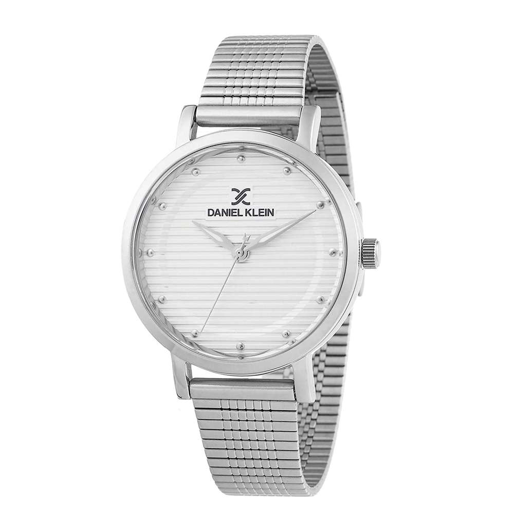 Stainless Steel Womens''s Silver Watch - DK.1.12267-1