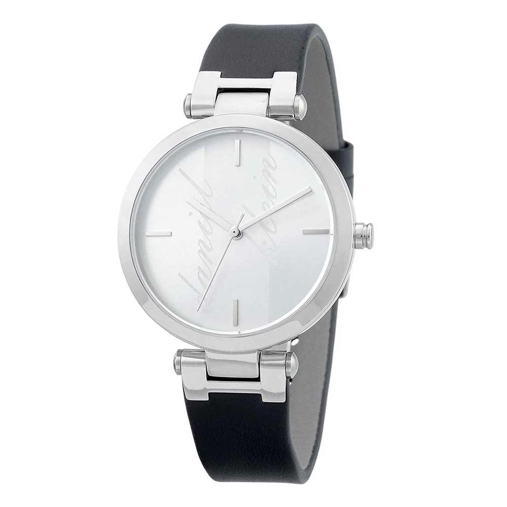 Leather Womens''s Beige Watch - DK.1.12281-1
