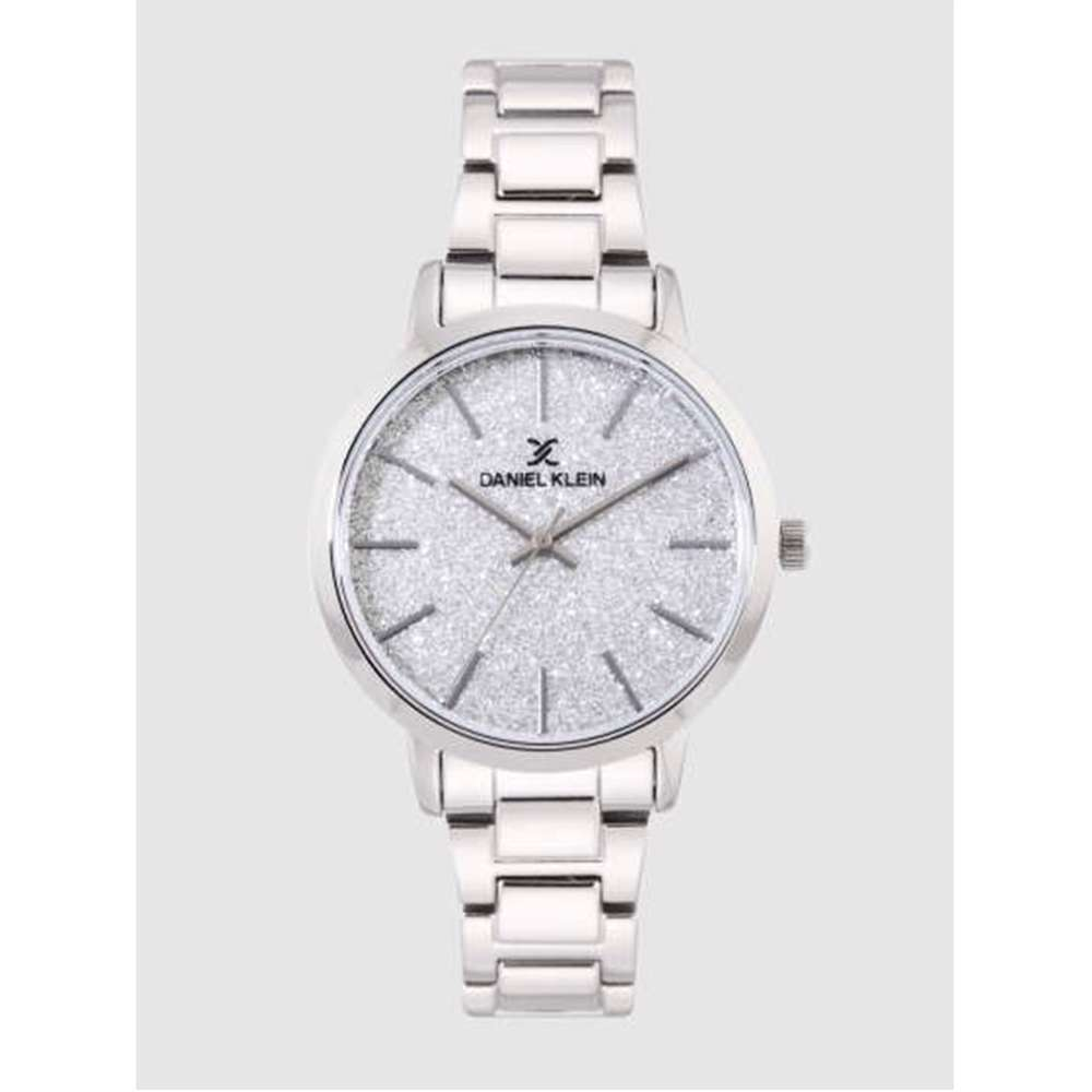 Stainless Steel Womens''s Silver Watch - DK.1.12288-1