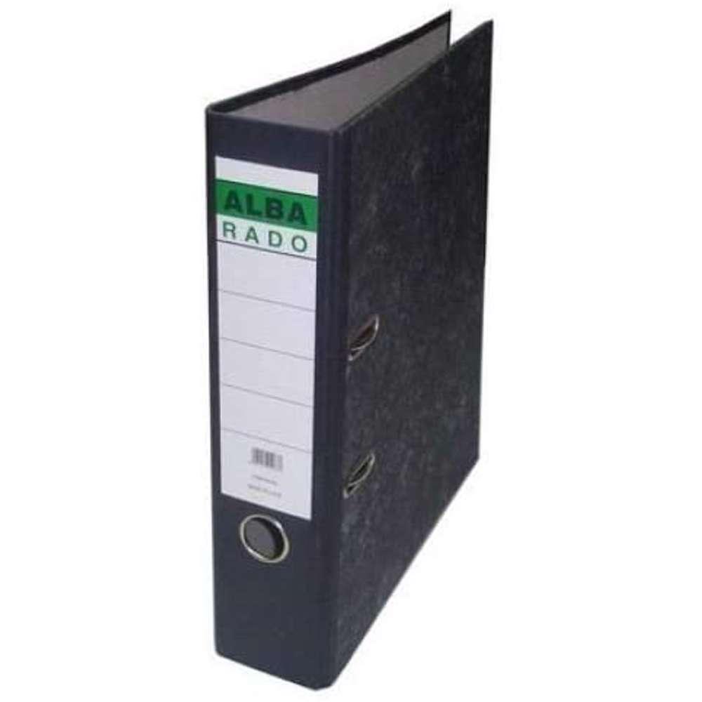 Albarado Lever Arch Box File F/S Broad-50 Pcs/Box