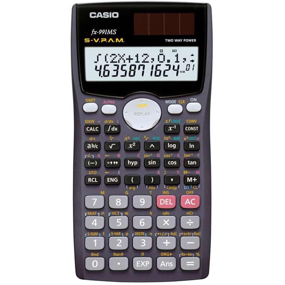 Casio Calculator FX-991MS
