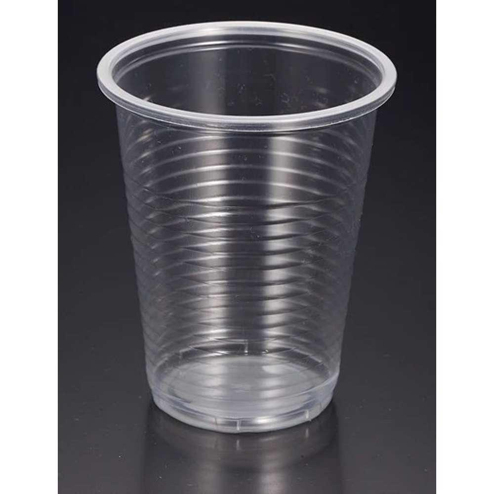 MPC Plastic PP Cup Clear 6oz - 71Dia. - 1000pcs