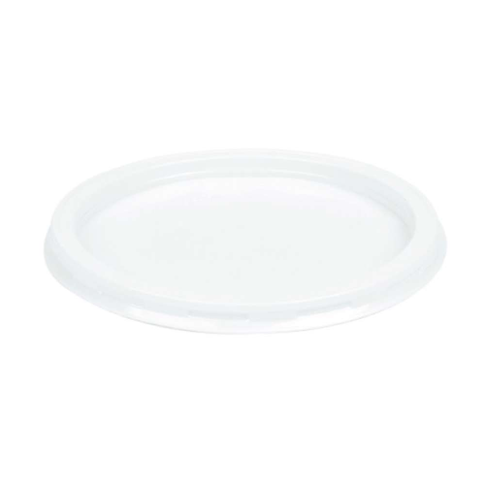 MPC PS White Round Lid 116Dia.- 1000pcs