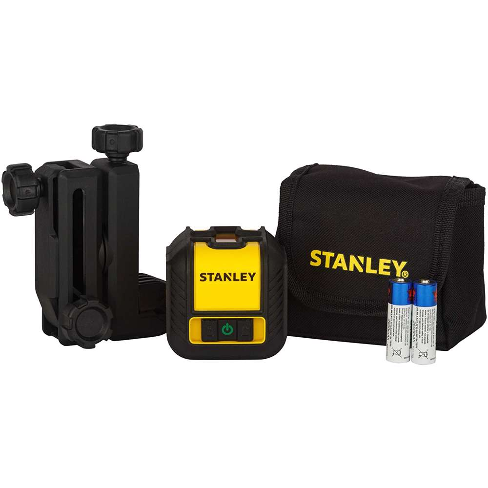 Stanley STHT77499-1 Cubix Green Line 16M With Quick Link,Bag And Batteries