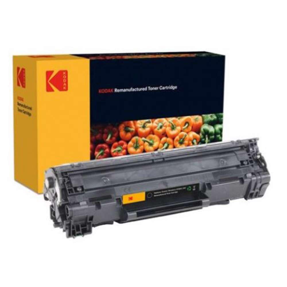 Kodak HP CE283X Black