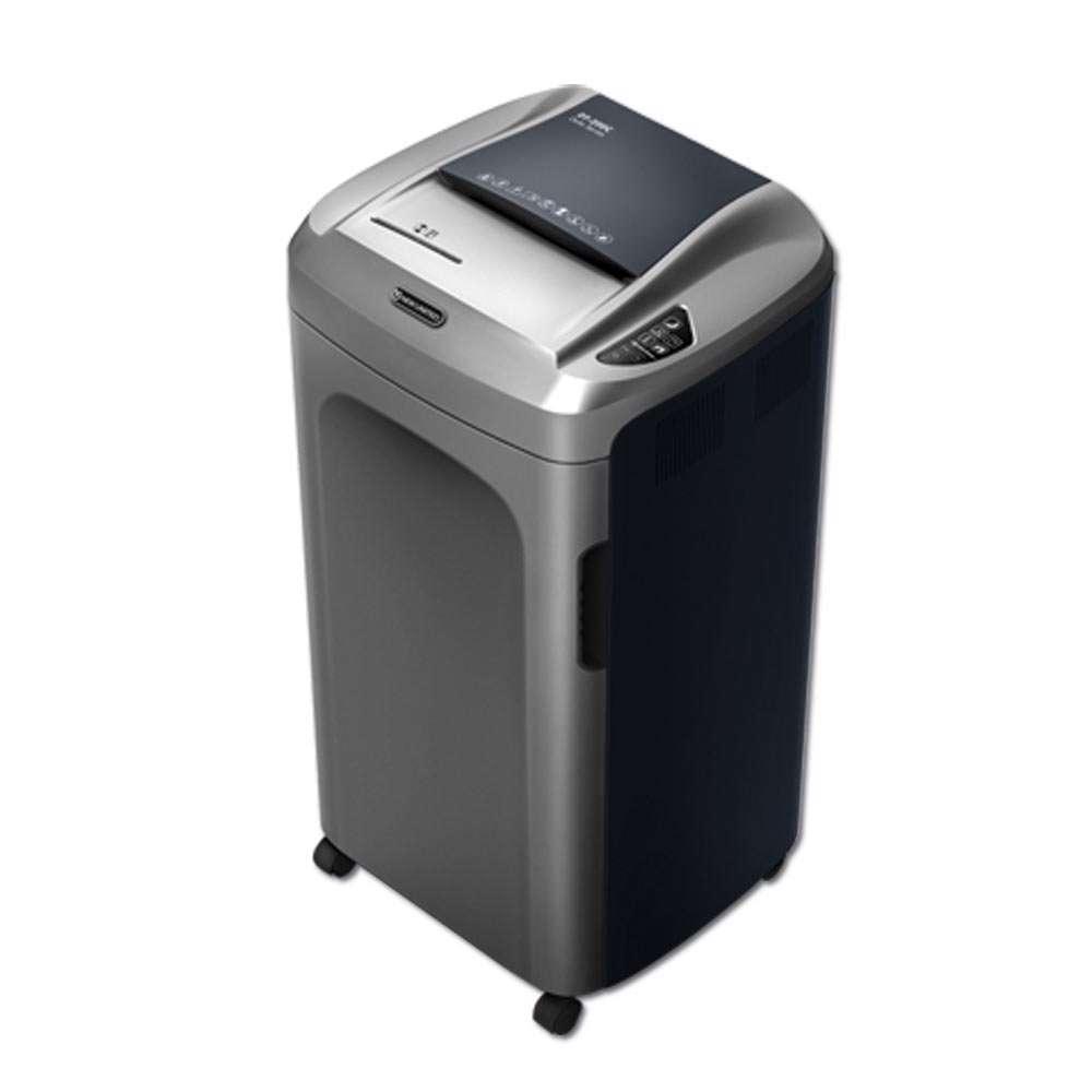 New United Shredder Machine DT-200C-CROSS CUT - Black/Silver