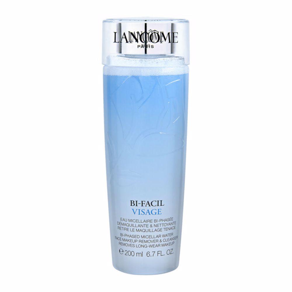Lancome Bi-Facil Visage Face Makeup Remover & Cleanser 200Ml