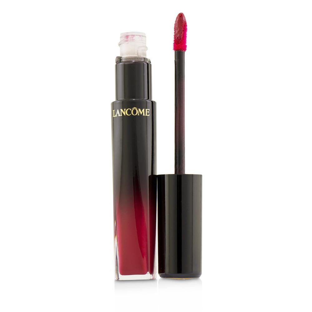 Lancome L''''Absolu Lacquer Buildable Shine & Color Longwear Lip Color - # 168 Rose Rouge 8Ml