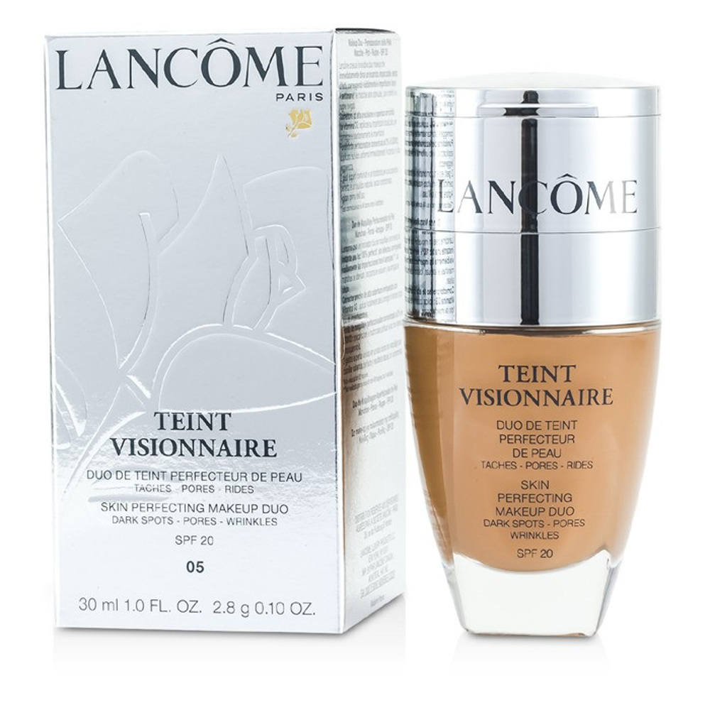 Lancome Teint Visionnaire Skin Perfecting Make Up Duo Spf 20 - # 010 Beige 30Ml