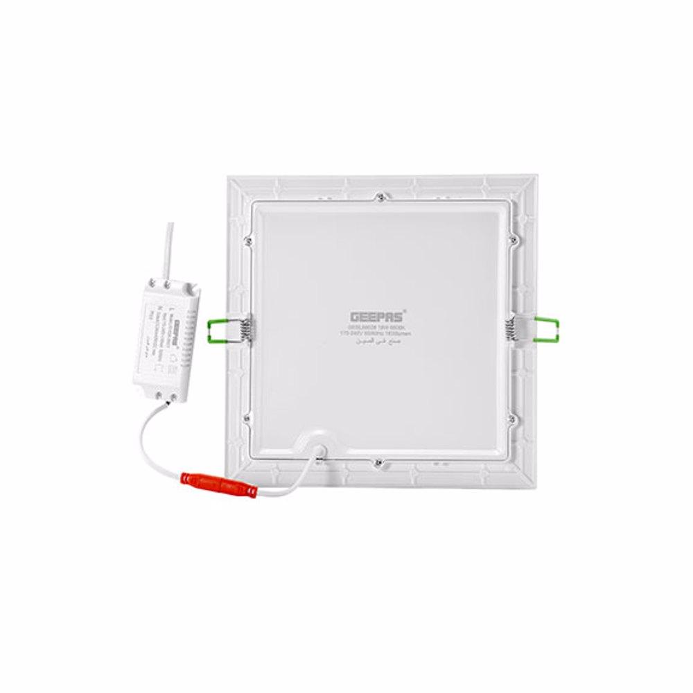 Geepas GESL55026 18 Watts Energy Saving Led Sim Downlight