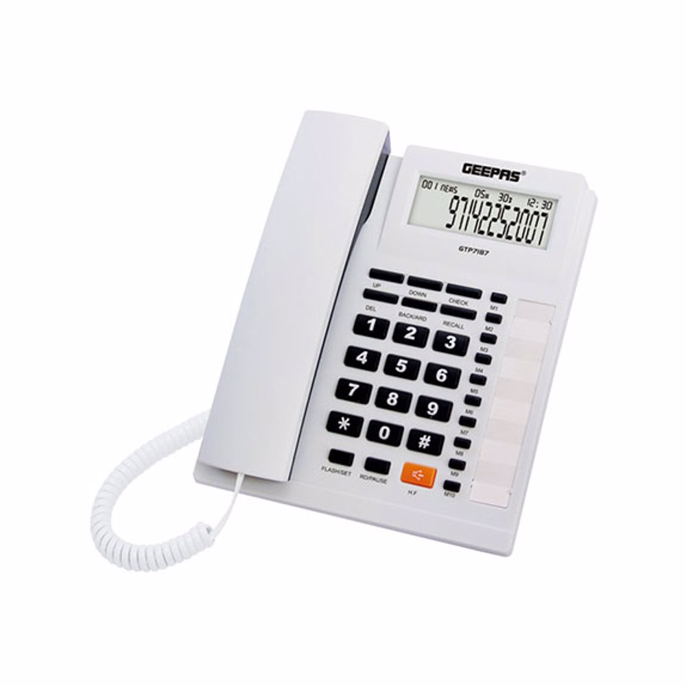 تلفون  Geepas 7187