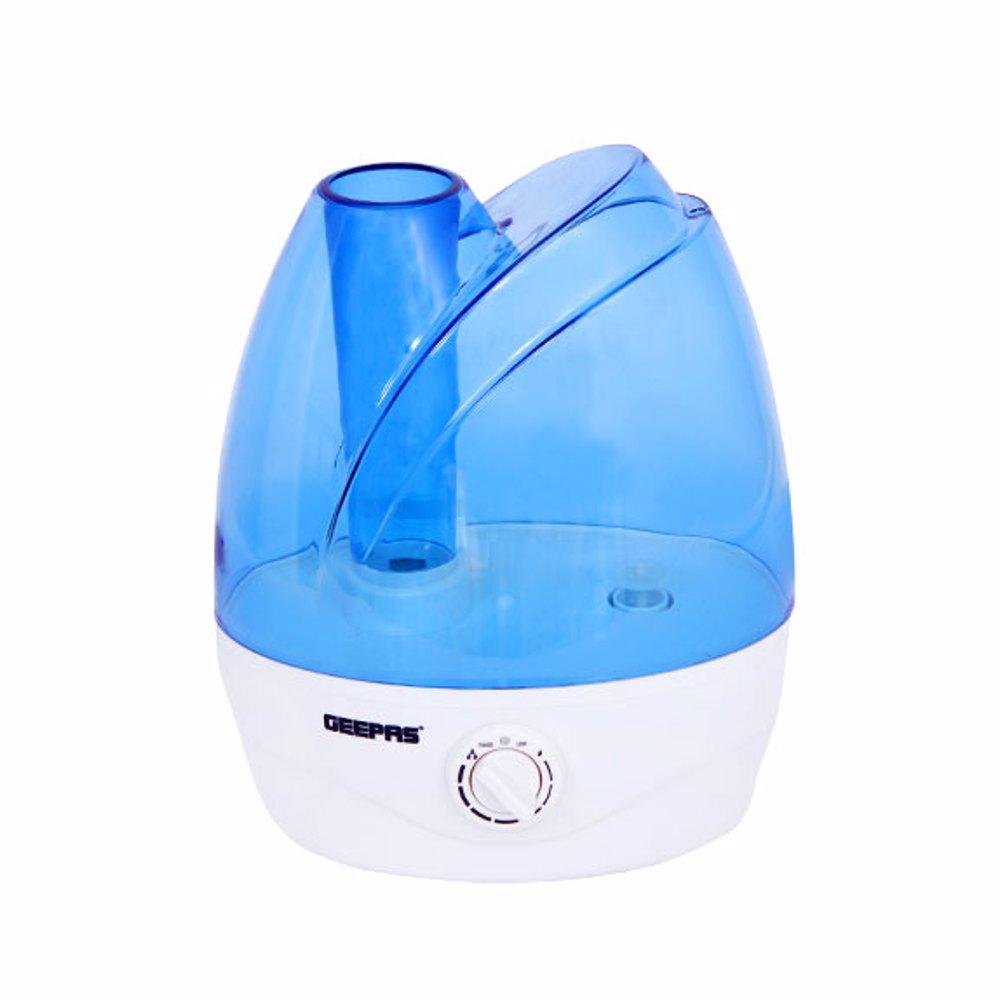 Geepas GUH2484 Ultra Sonic Humidifier, 2.6L