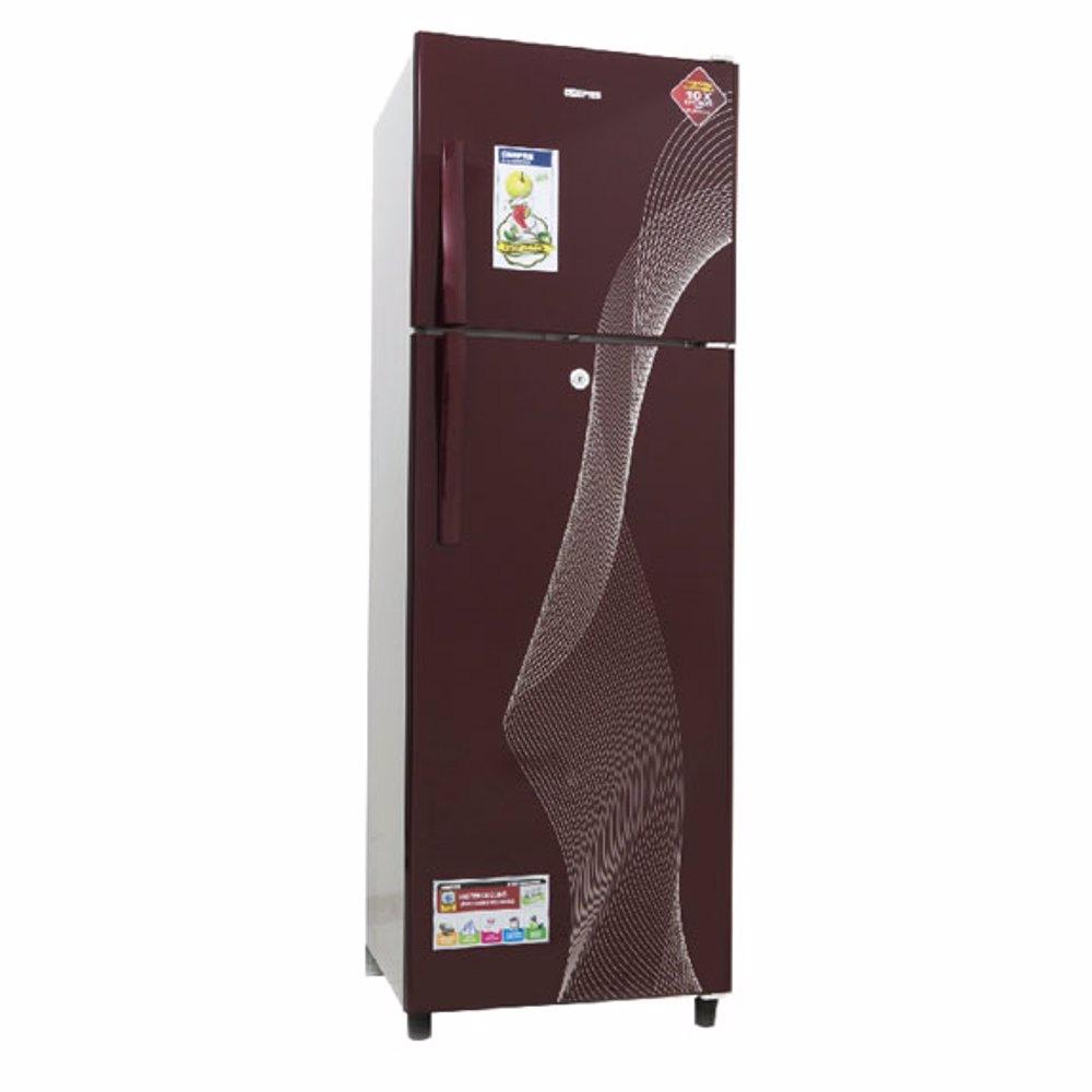Geepas GRF2805MTN No Frost Refrigerator, Double Door