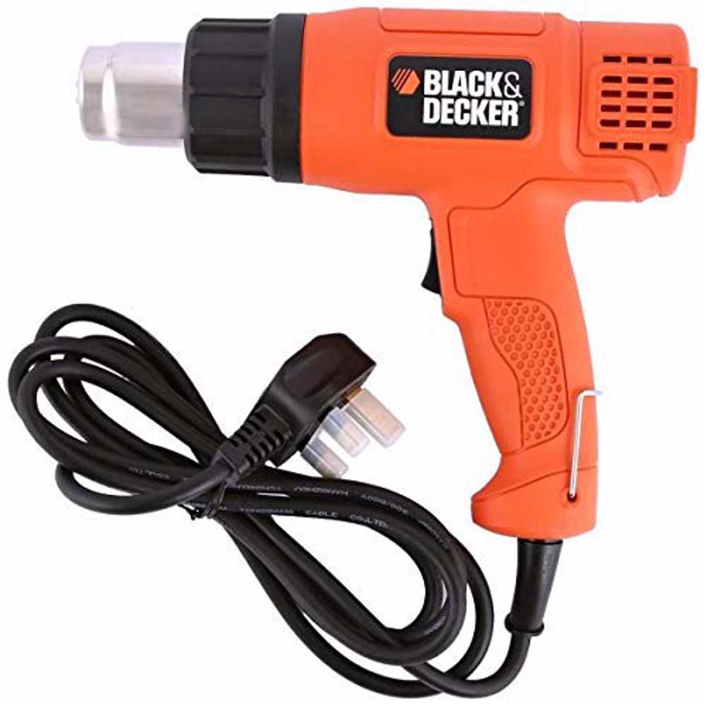 Black+Decker Electric Heat Gun, 1750W, KX1650-B5