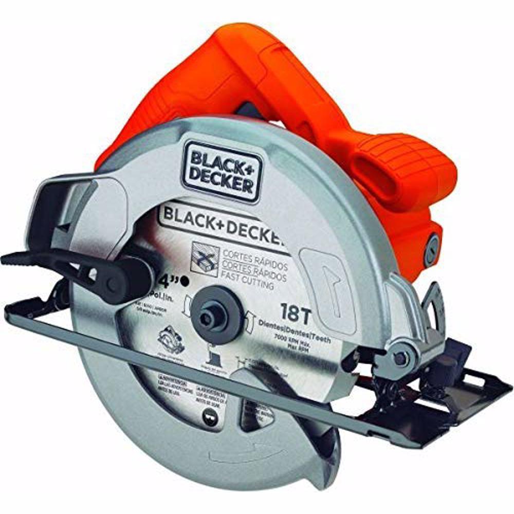 Black+Decker Sierra Circular Saw - CS1004-B5