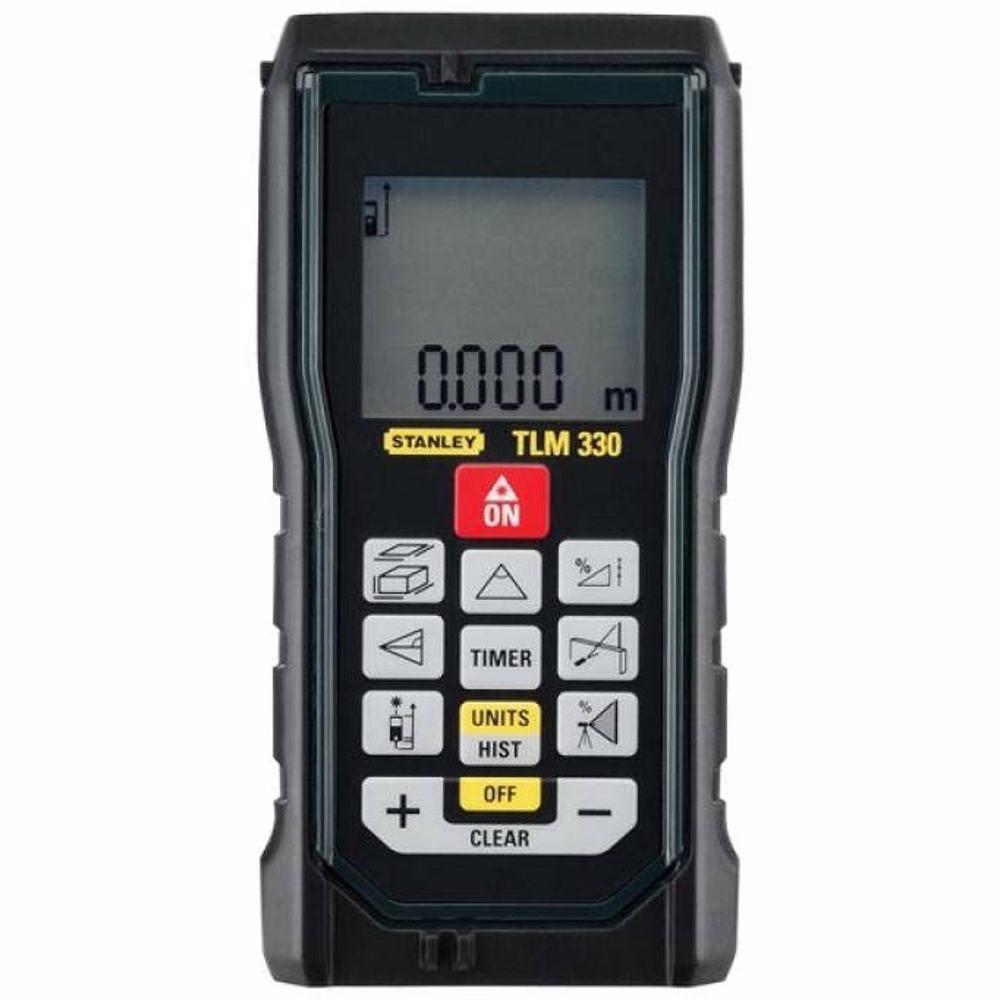Stanley Intelli Tools STHT1-77140 TLM330 Estimators & Digital Tapes, 1.5 V, Black