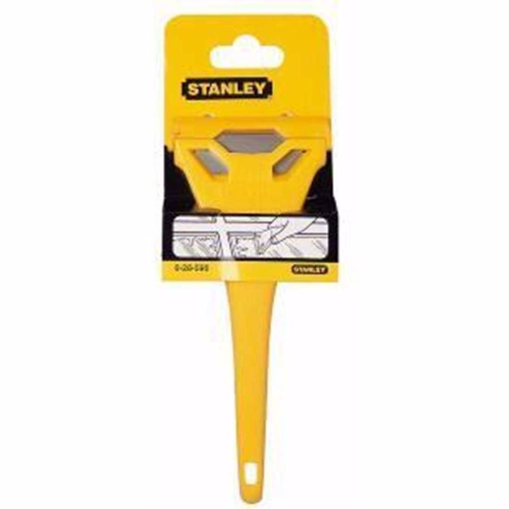 Stanley 170 mm Window Scraper 0-28-590, Yellow