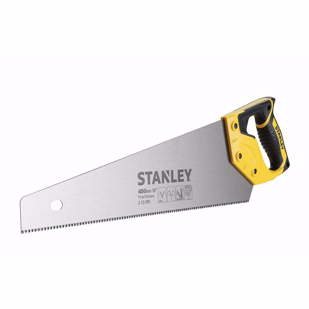 Stanley Jet Cut Fine Handsaw 18in 2 15 595