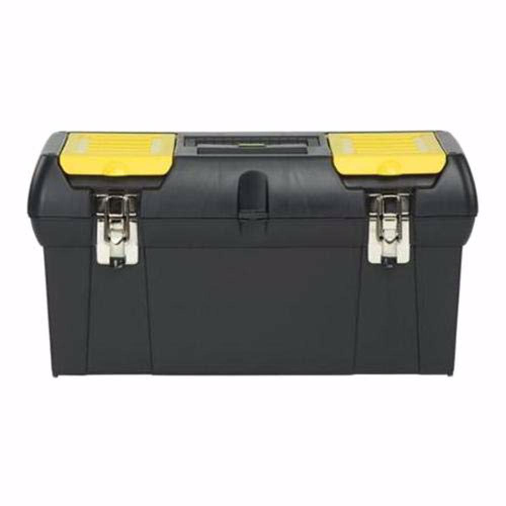 Stanley 024013S Tool Box, Black