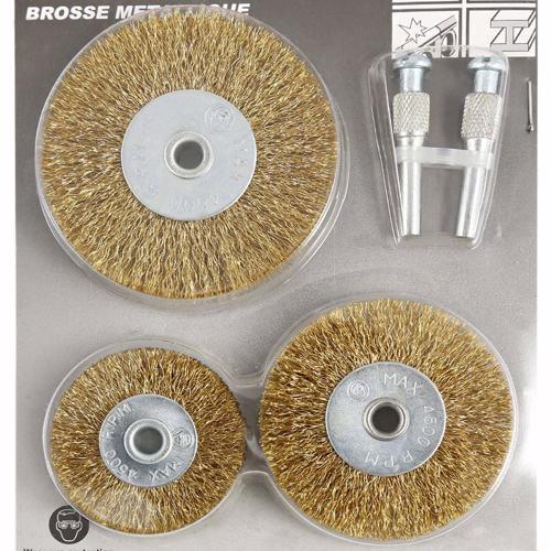 Hawk Brush Set 5Pcs - 600024-9009