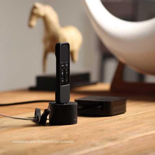 Elago R1 Intelli Case for Apple TV Remote - Black