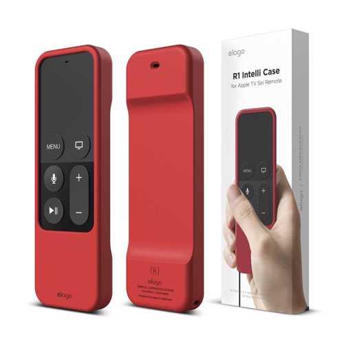 Elago R1 Intelli Case for Apple TV Remote - Red