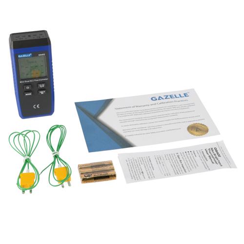 GAZELLE - Mini Contact Type Thermometer