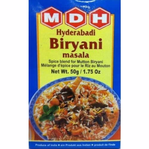 MDH Hydrabadi Biryani Masala - 50 gms