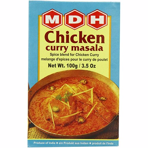MDH Chicken Curry Masala - 500 gms
