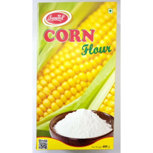 Savanah Corn Flour - 24 x 400 Gm