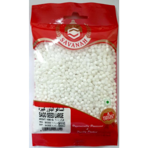 Savanah Sago Seed Large - 100 Gm