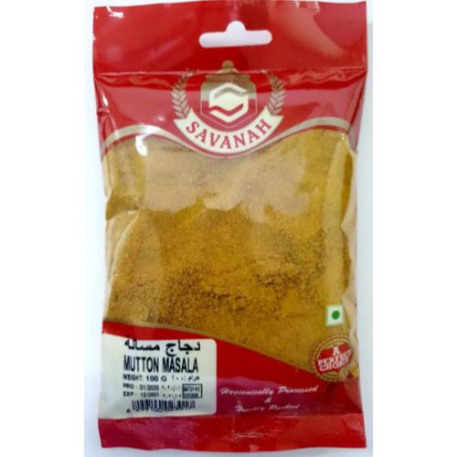 Savanah Mutton Masala Powder - 100 Gm