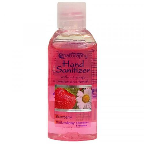 Naturaphy Hand Sanitizer Strawberry - 50ml