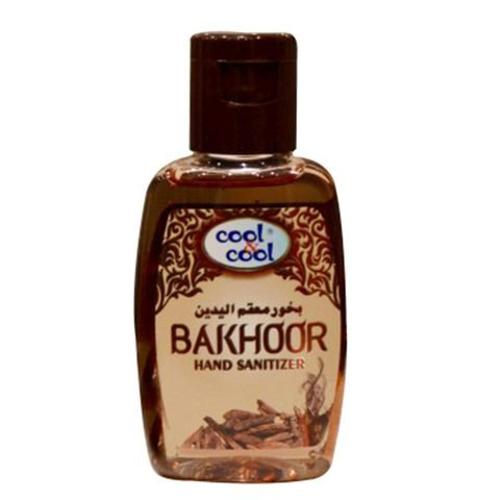 Cool & Cool Hand Sanitizer Bakhoor - 60ml