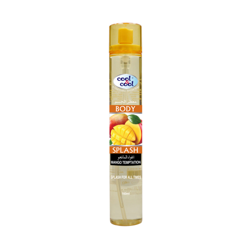 Cool & Cool Body Splash - 160ml - Mango Temptation