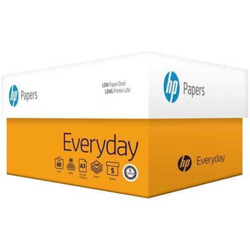 HP Everyday Copier Paper, A3 80gsm (5 Reams/Box)