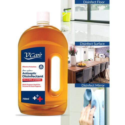 V Care Disinfectant Antiseptic - 750ml
