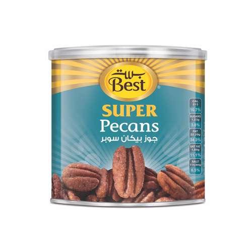 Best Super Pecans Halves Can 225gm