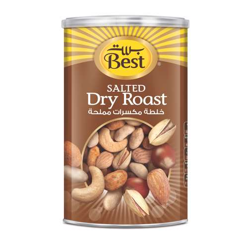 Best Salted Dry Roast Can 450gm