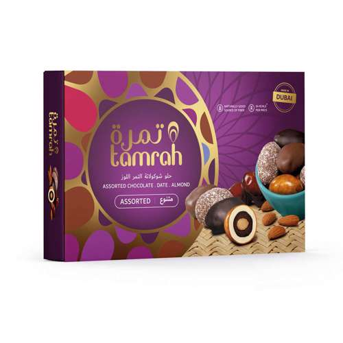 Tamrah Assorted Chocolate Gift Box 270gm